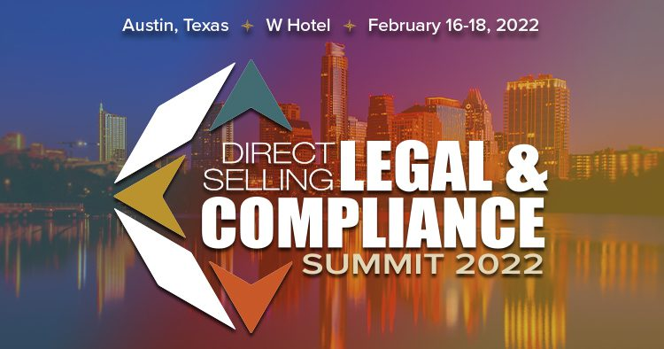 2022 Direct Selling Legal & Compliance Summit