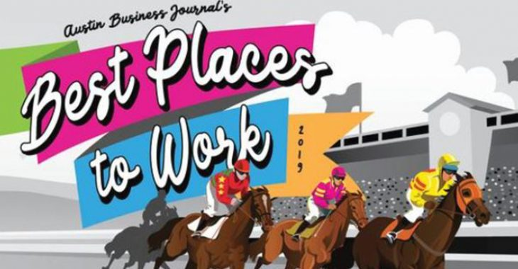 Austin Business Journal - 2019 Best Places to Work Award