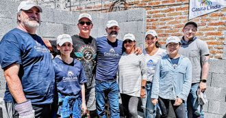 Momentum Factor employees fund and build a home in Mexico through Casita Linda.