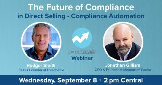 DirectScale Webinar - The Future of Compliance in Direct Selling