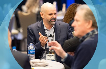 Momentum Factor CEO Jonathan Gilliam at Direct Selling Conference