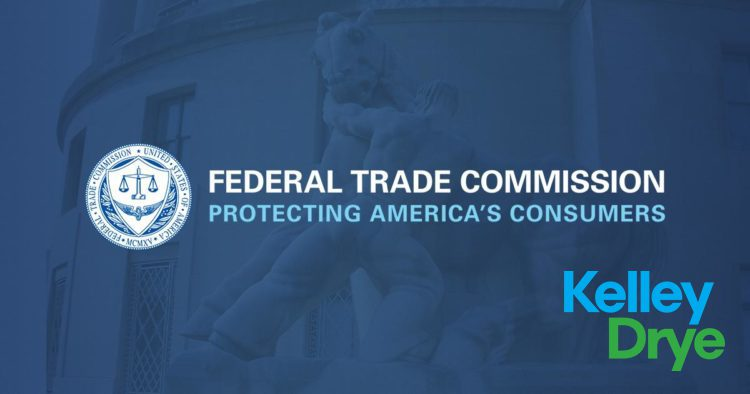 Federal Trade Commission - Kelley Drye Article
