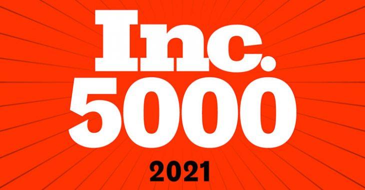 Momentum Factor earns ranking on 2021 Inc. 5000 List