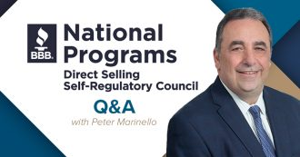 Q&A with DSSRC's Peter Marinello