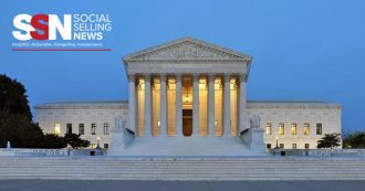 United States Supreme Court - Social Selling News Article